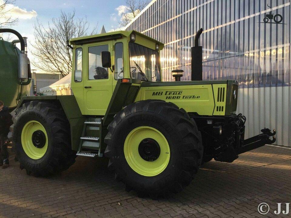 mb trac 1600 mb trac tracteur. Black Bedroom Furniture Sets. Home Design Ideas