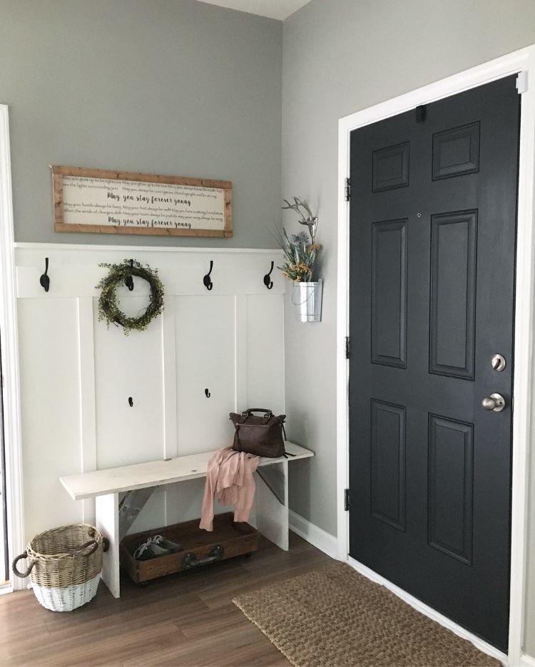 A Cozy, Modern Farmhouse Color Scheme   Farm house colors ...