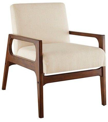 Threshold 174 Windson Wood Arm Chair Thresholdtm Chairs