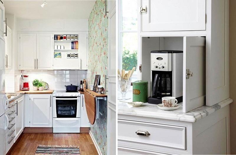 6 cocinas peque as amplias decohunter decora tu cocina for Proyecto cocina pequena