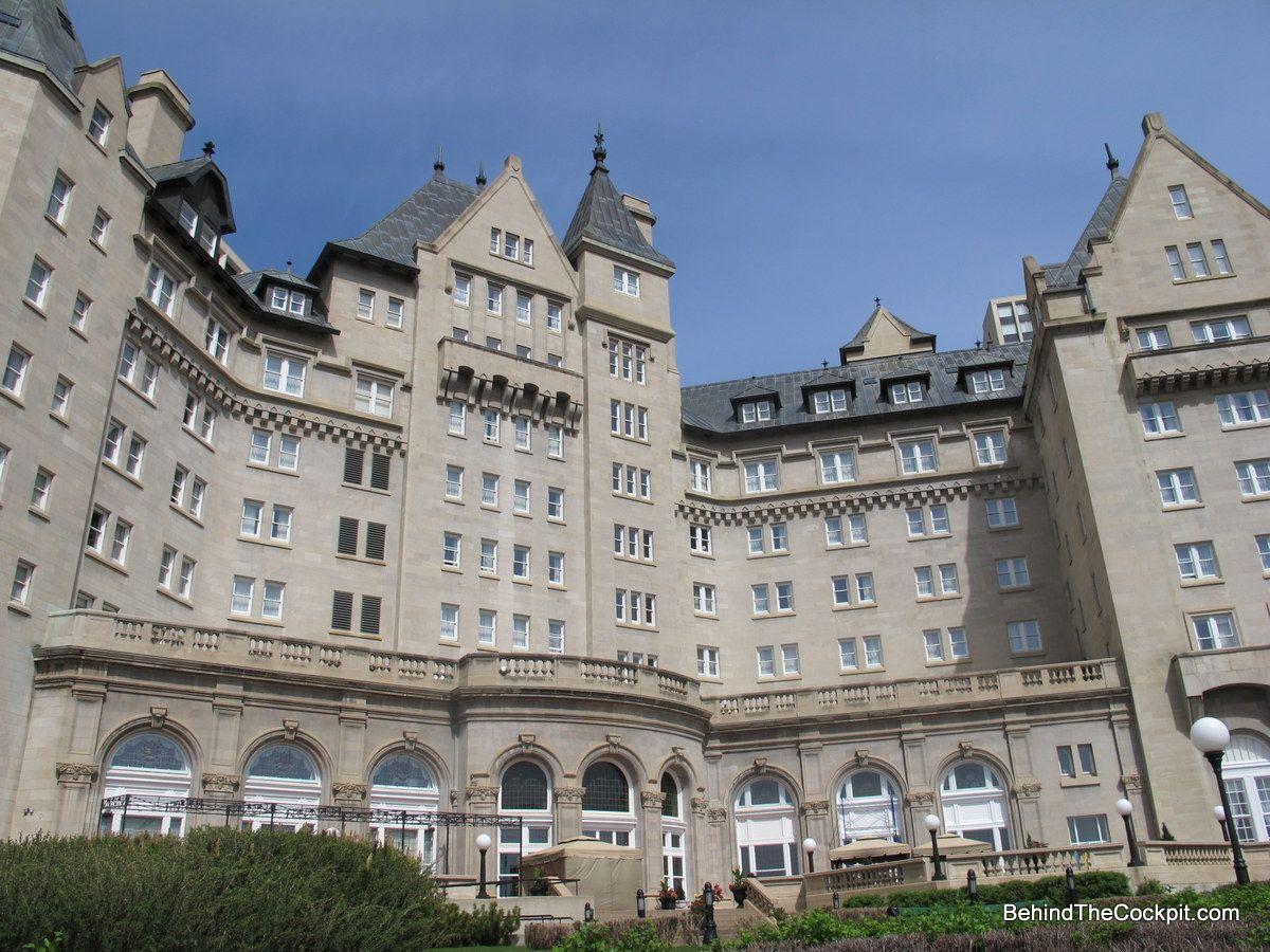 Trip Report The Fairmont Hotel Macdonald Edmonton Ab Canada