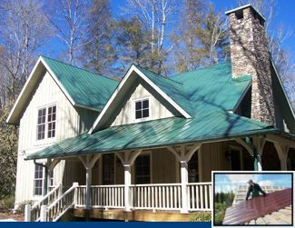 Best Metal Roof Colors Available And Metal Roofing Colors 400 x 300