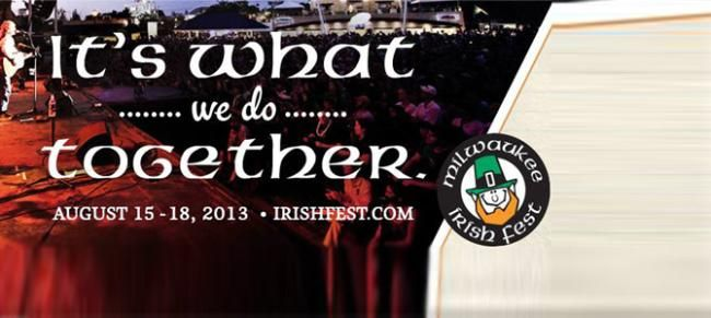 Enter to win Irish Fest tickets at www.facebook.com/945thelake!