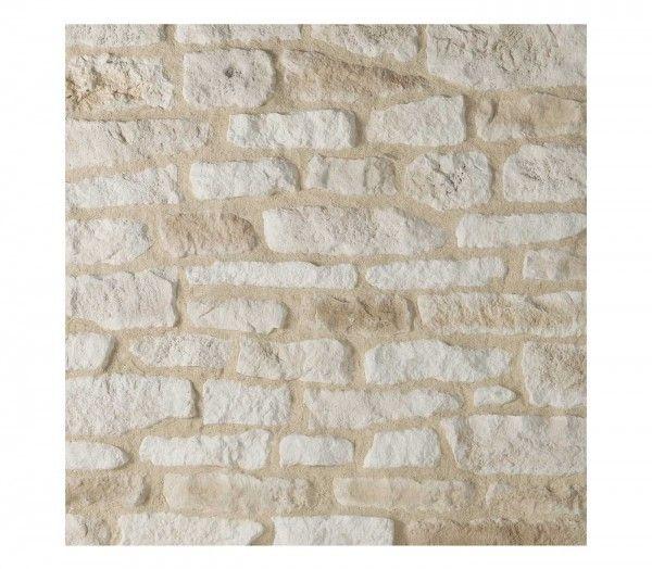 Parement pierre de Causse, ton naturel, Paquet(s) de 0.5 m² - Au ...