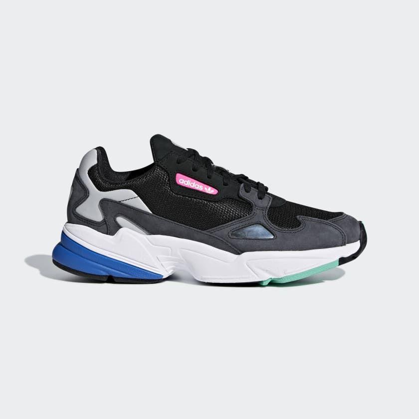 sneakers for cheap bdc0c e4ca6 Falcon Schoenen Core Black  Carbon  Grey Two F35270