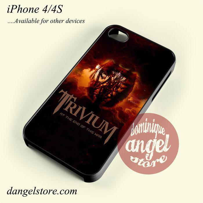 coque iphone 6 trivium