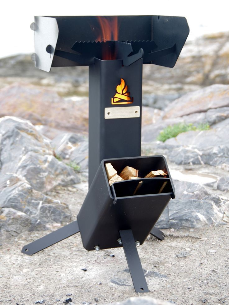 Apostol rocket stove size fire wood for Rocket fire heater