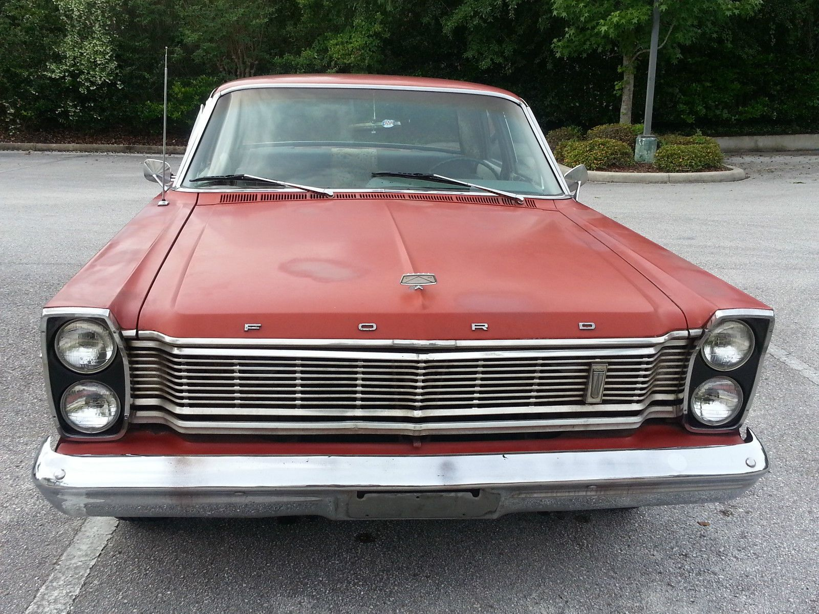 1963 ford galaxie 289 - 1965 Ford Galaxie 500 4 Door Runs And Drives Great V8 289