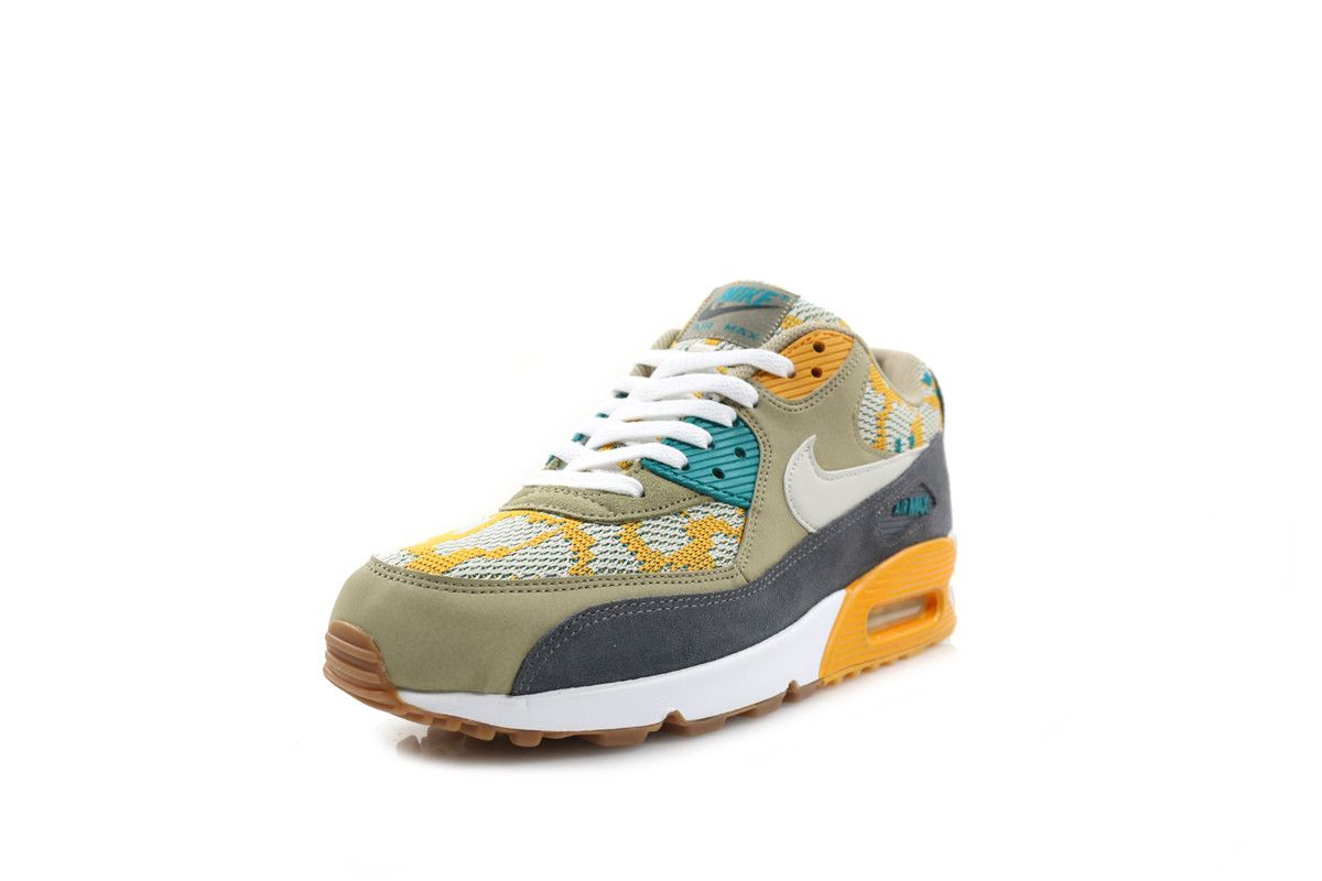 sports shoes c12d0 1cf72 749674-700 Nike Air Max 90 PA Canyon Gold first