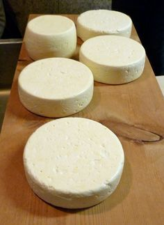 All about making cheese and yogurt. - Chris and I just started making cheese. It's awesome!