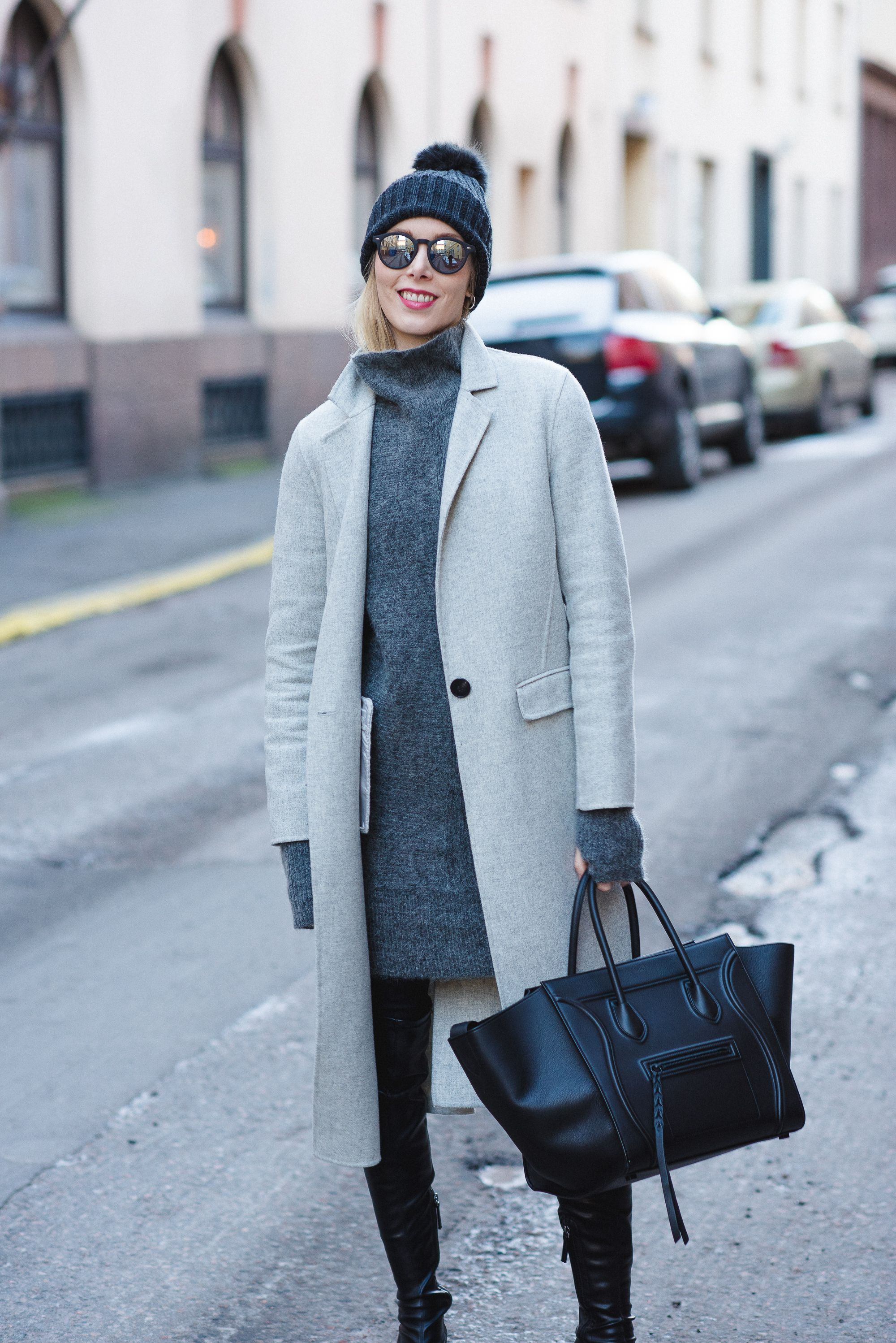 And So The Winter Came Style Plaza Scandinavian Fashion Blogger Swedish Style Clothes Stylish Winter Outfits Scandinavian Fashion