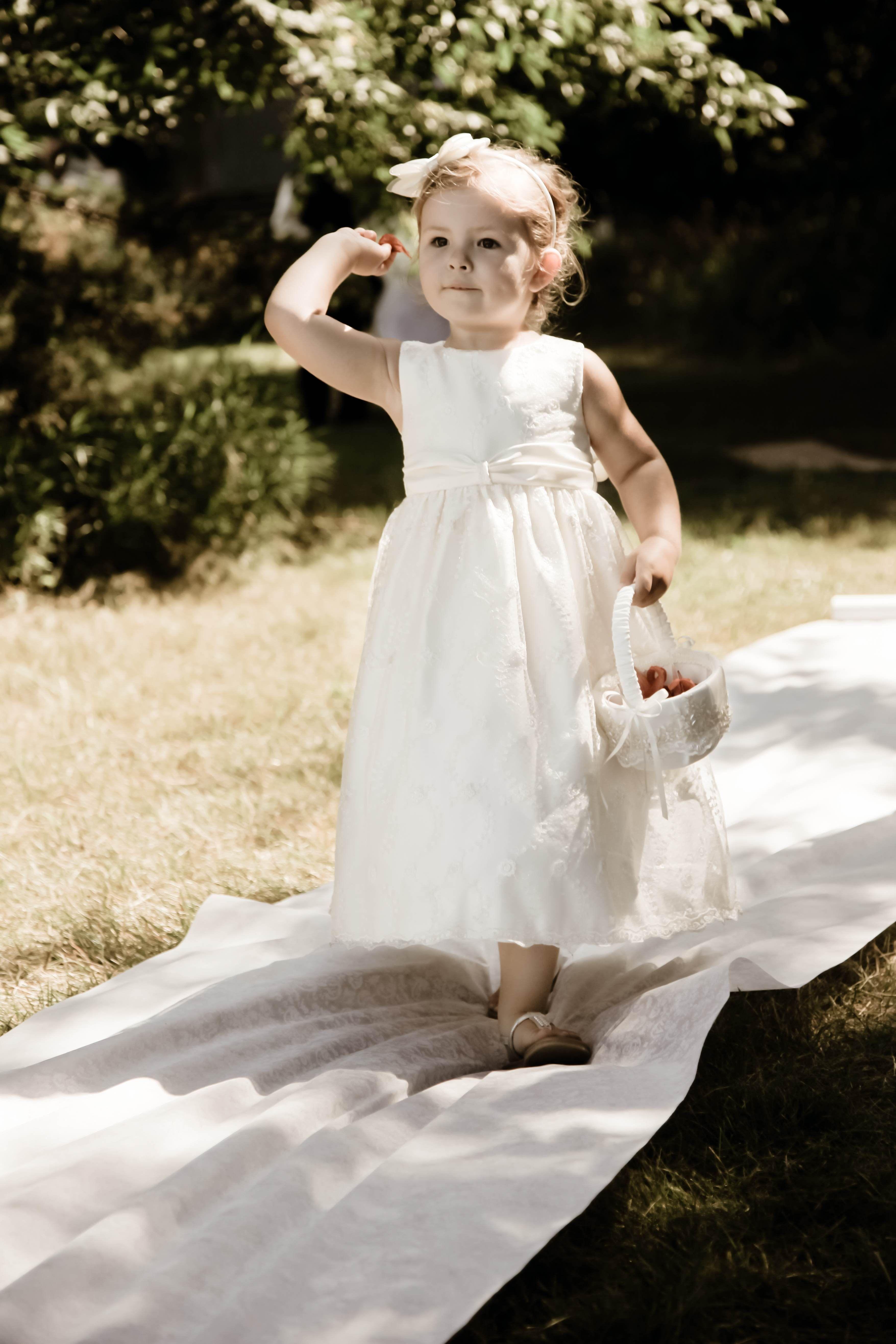 Flower Girl Dresses Jcpenney Where To Get