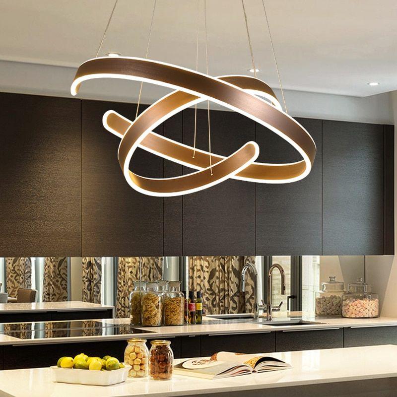 Ac90 264vmodern Pendant Lights For Living Room Dining Room