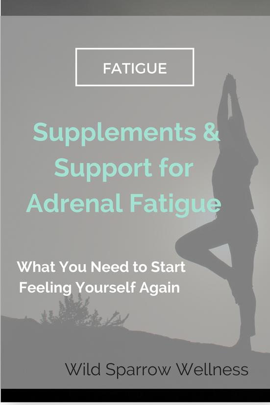 adrenal whole holistic