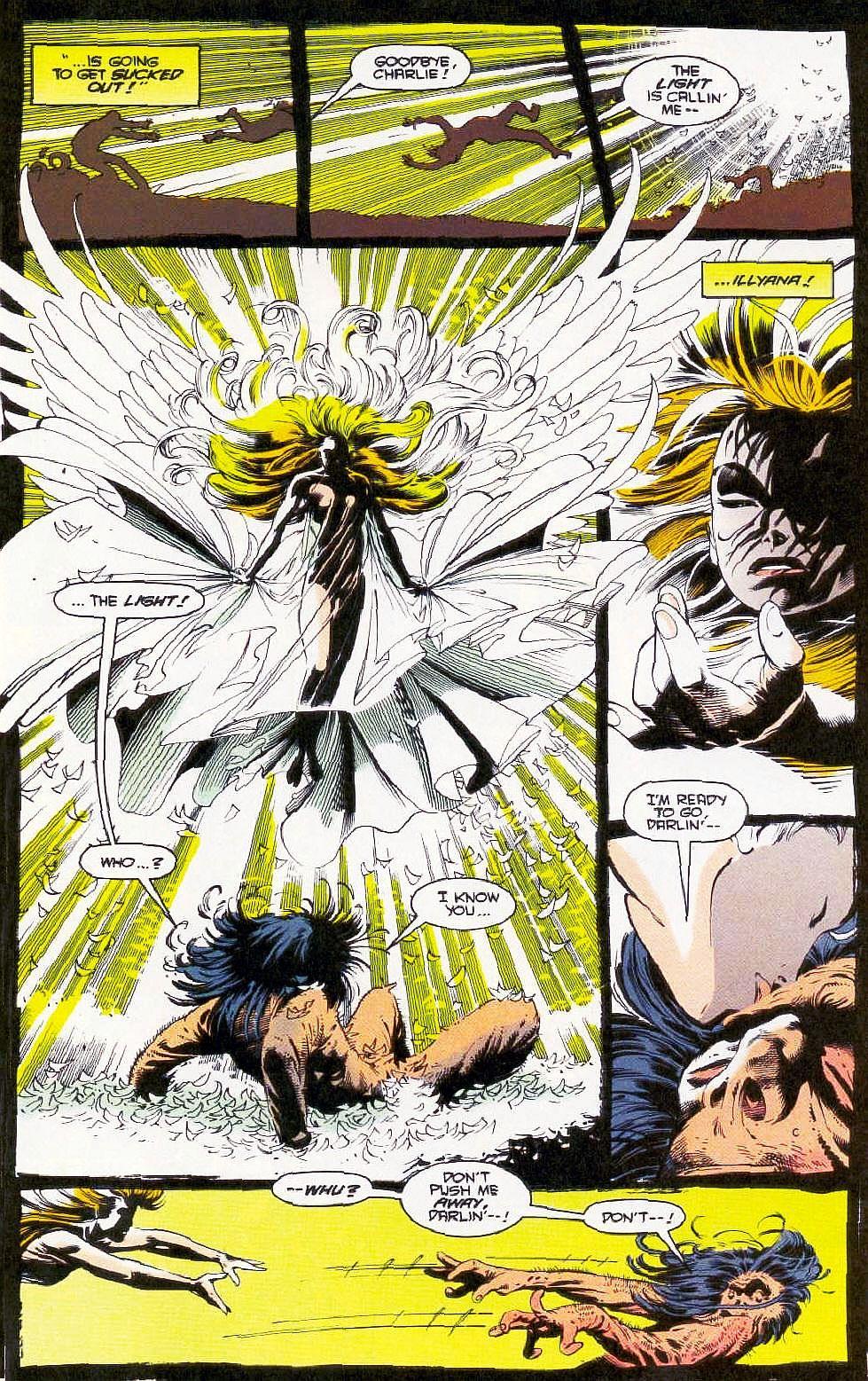 "Wolverine ""Volume 1,  Number 75"" Fatal Attractions (November, 1993)"