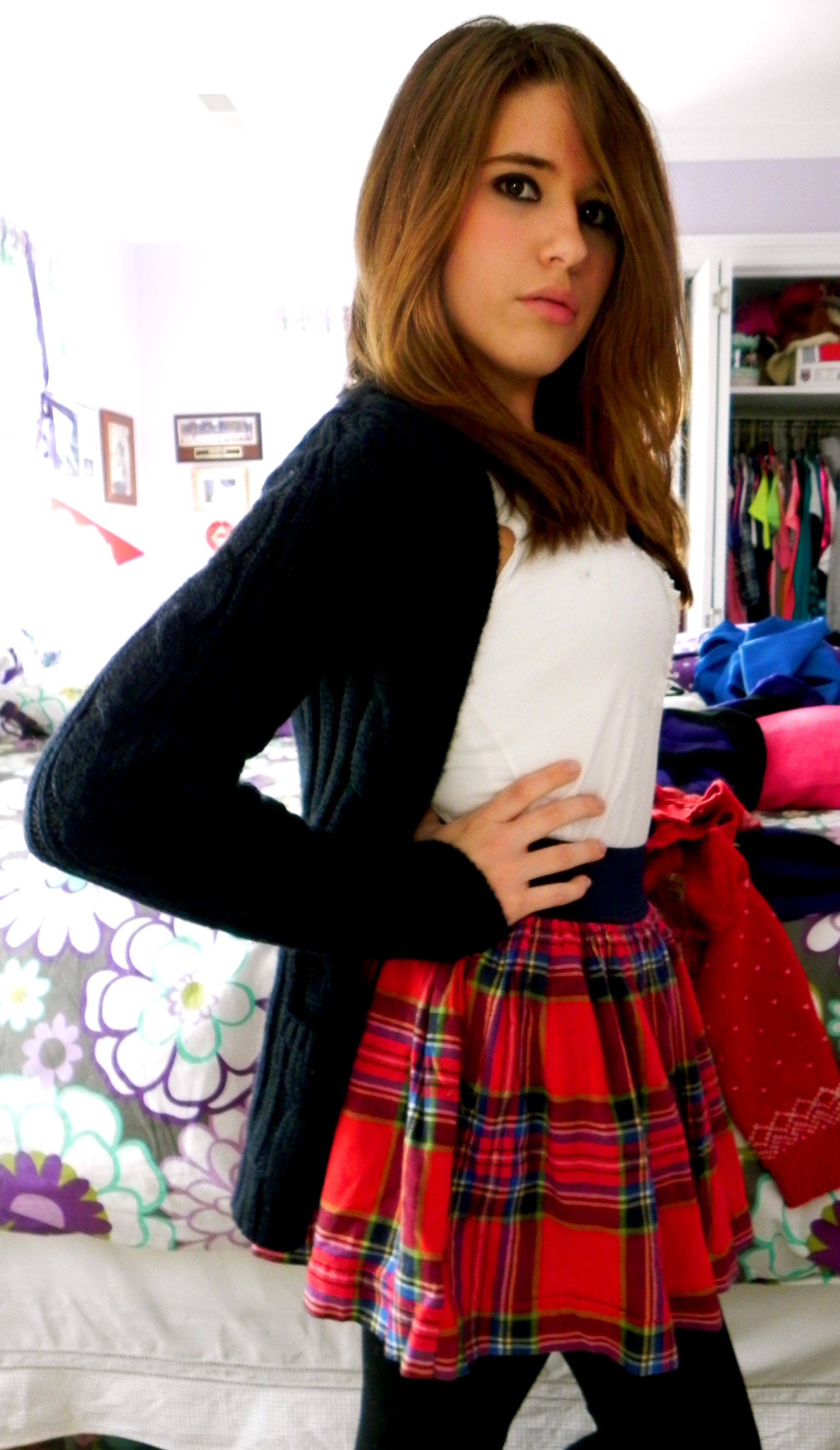 Red flannel around waist  Red flannel uc  Kolibri This is Me  Pinterest  Red flannel