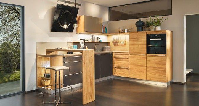 Plan de travail escamotable pour optimiser lu0027intérieur de cuisine - modele de cuisine americaine
