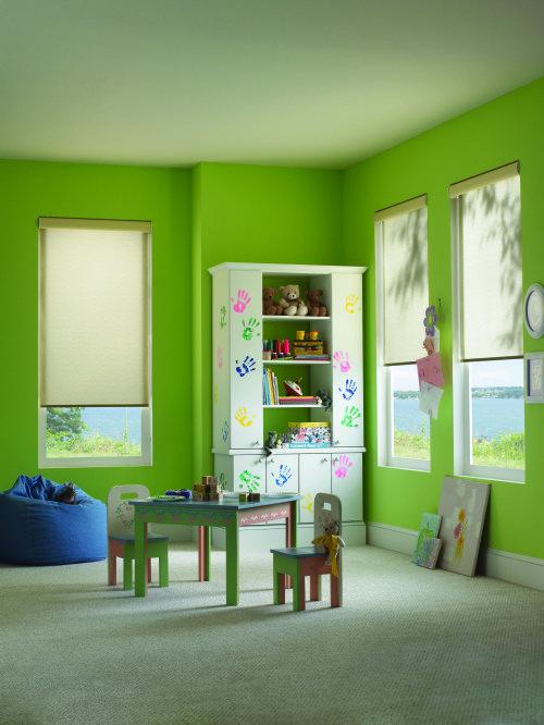 Kid Pet Friendly Window Treatments On The Blog Kids Interior Room Custom Window Coverings Bedroom Interior