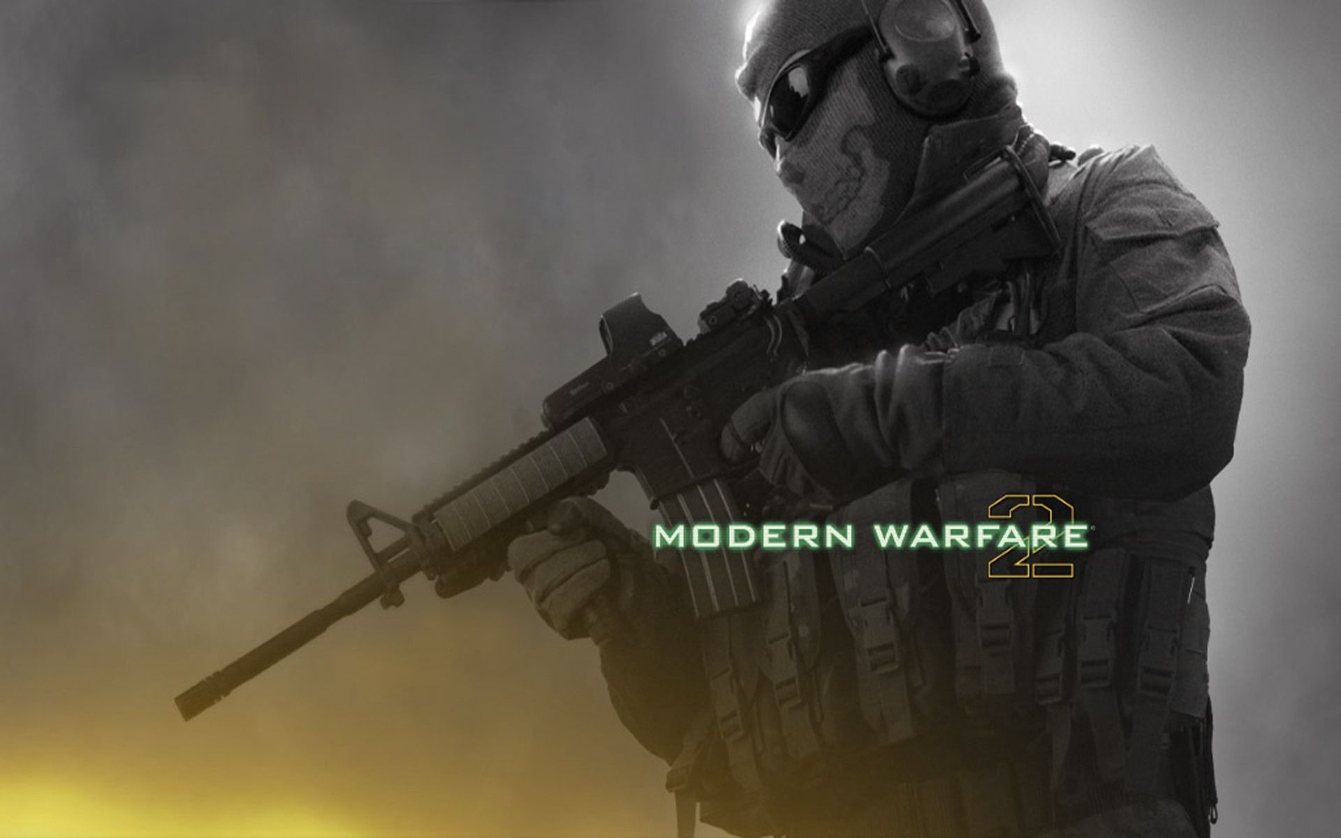 Call Of Duty Modern Warfare 2 Wallpaper Ghost HD Wallpapers ...
