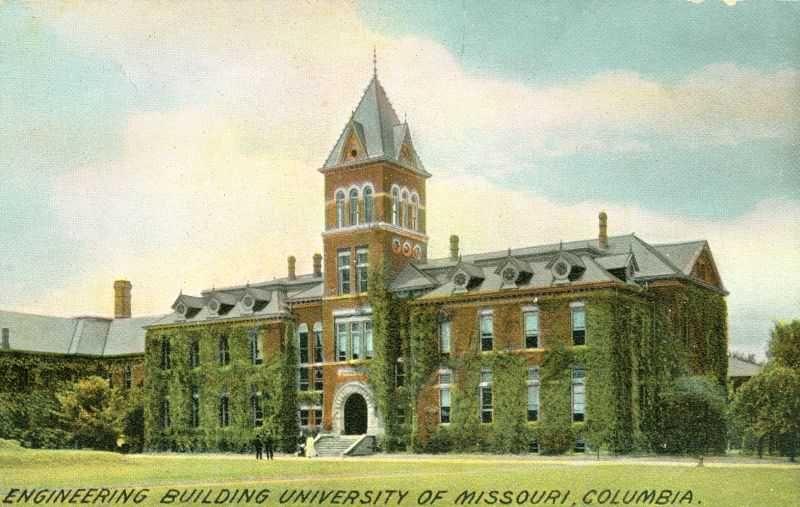 University of Missouri College of Engineering