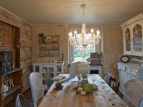Esstisch bauen im rustikalen Vintage Look Bauanleitung zum