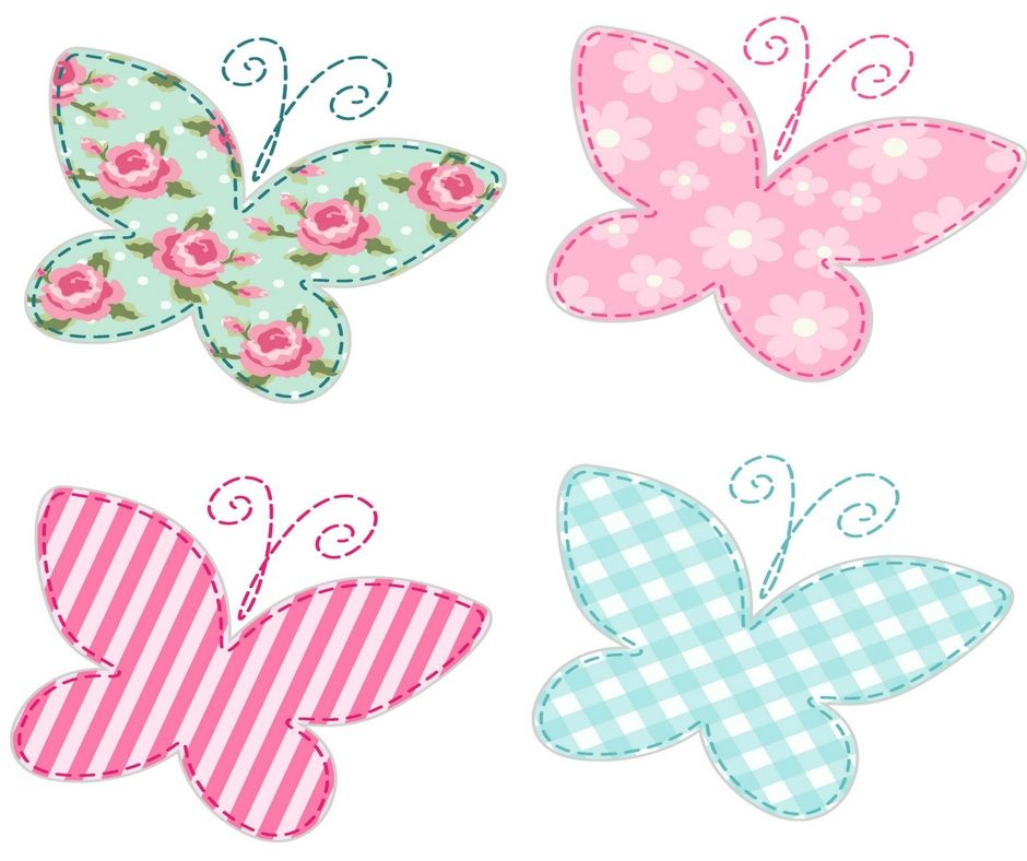 Here Is A Lovely Collection Of Free Applique Templates Use These