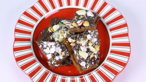 Clinton Kelly\'s Holiday Toffee