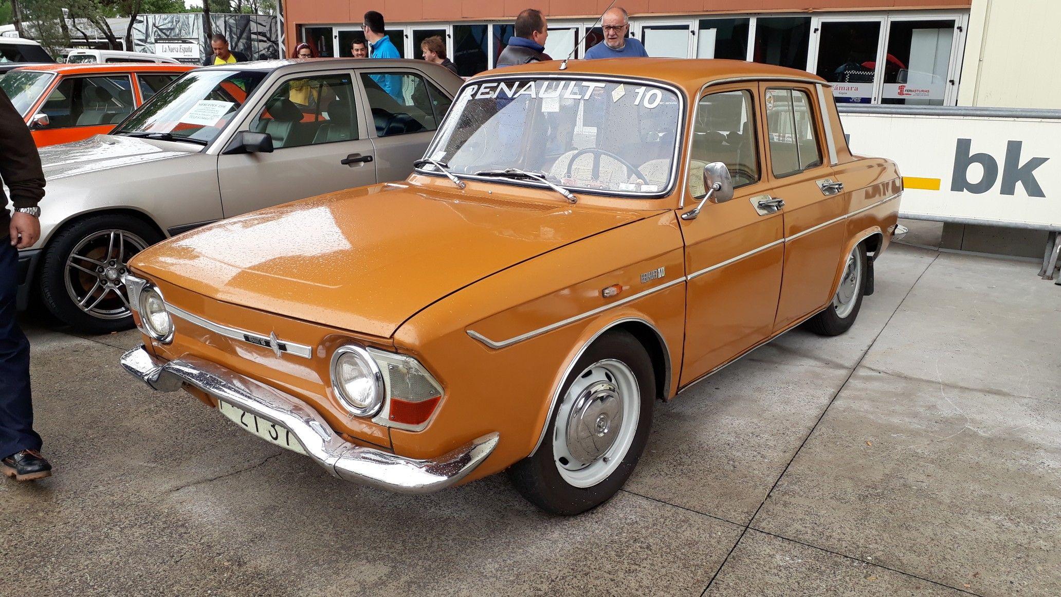 Renault 10 Auto Oldtimers