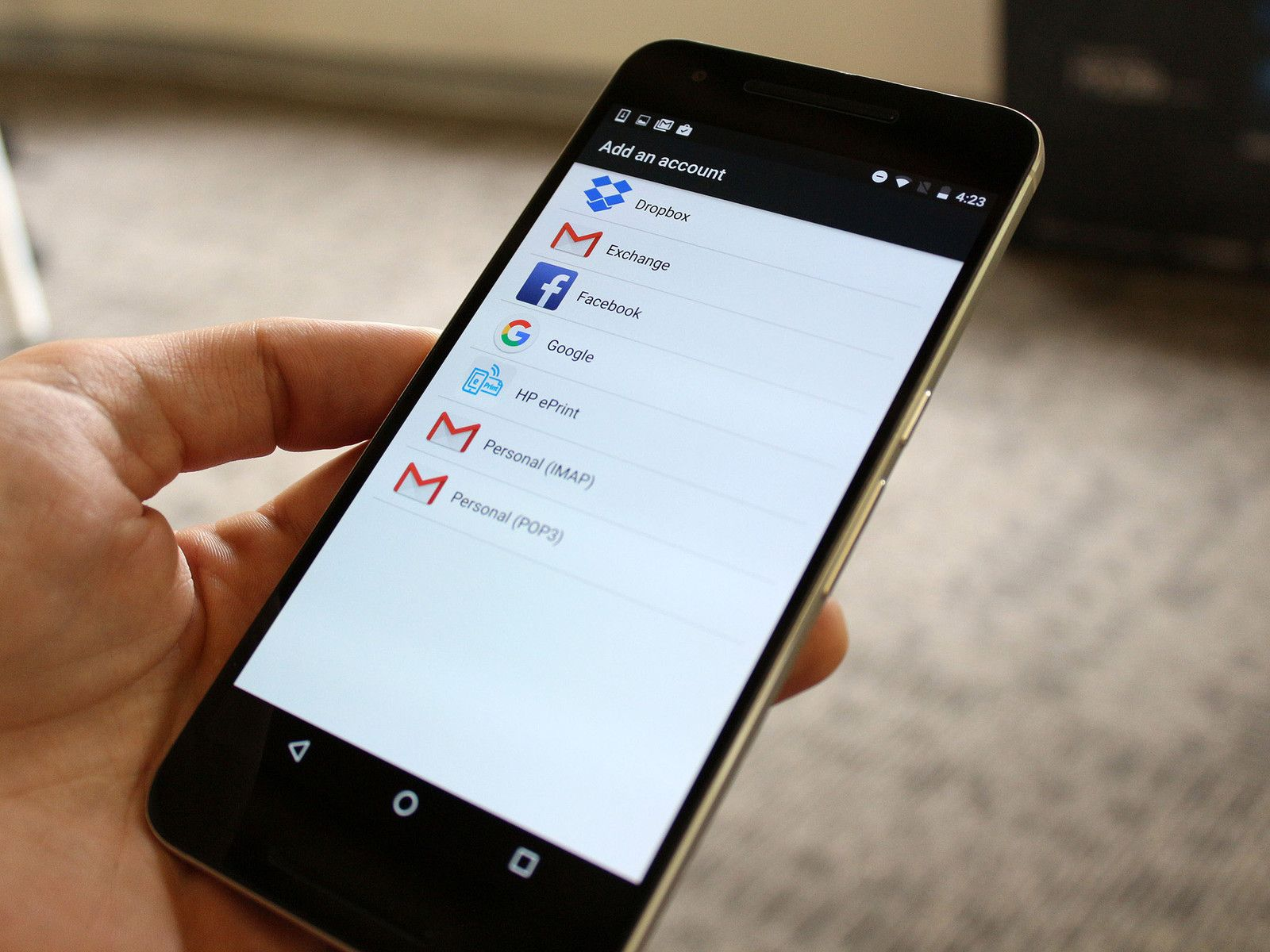 Inbox by Google email for Android Gets New Snooze Feature