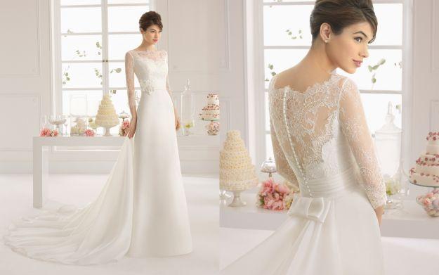 84e23a5cc7 Suknie ślubne 2015 - przegląd najnowszych trendów