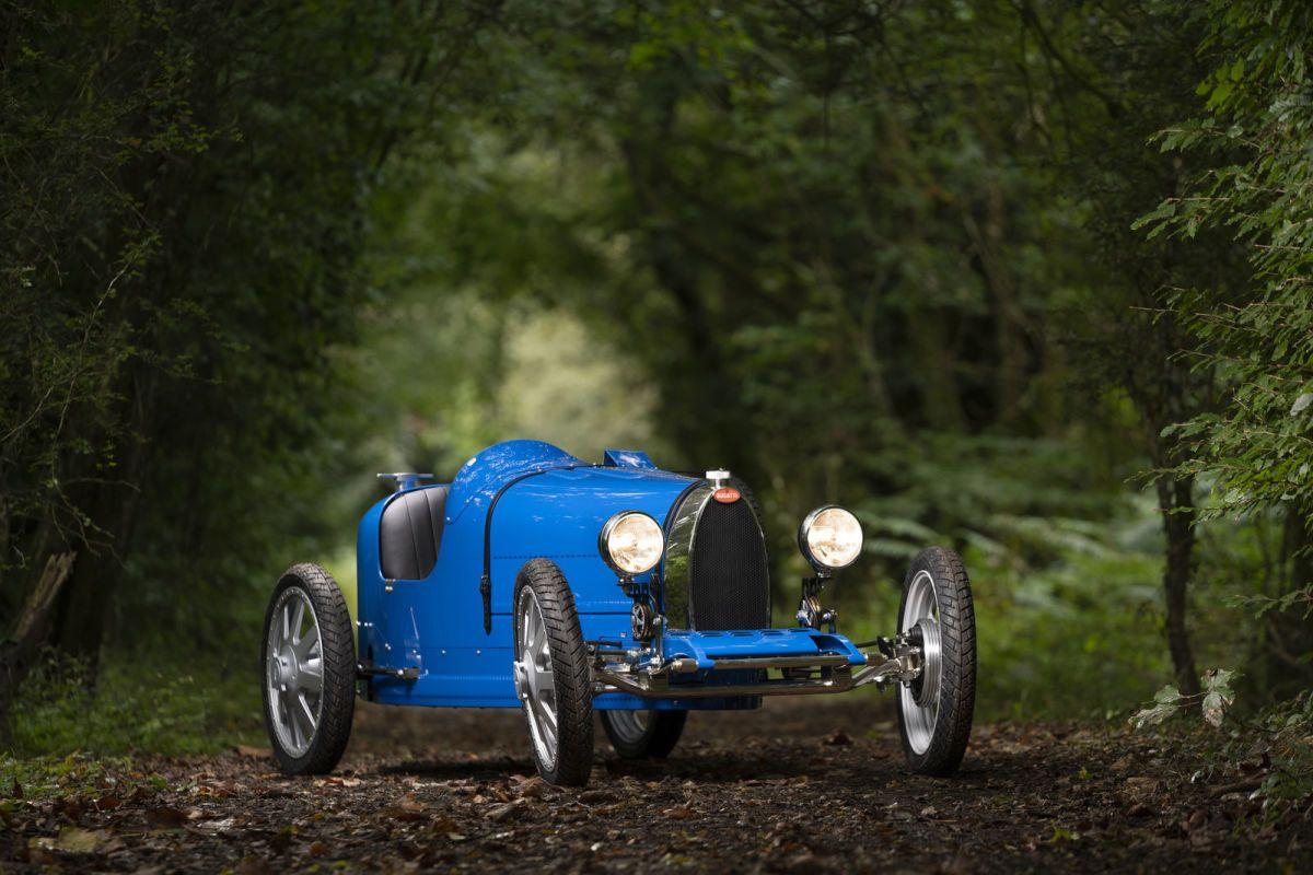 Bugatti fully reveals their already-sold out Bugatti Baby II | Bugatti, Carbon fiber, Unique cars