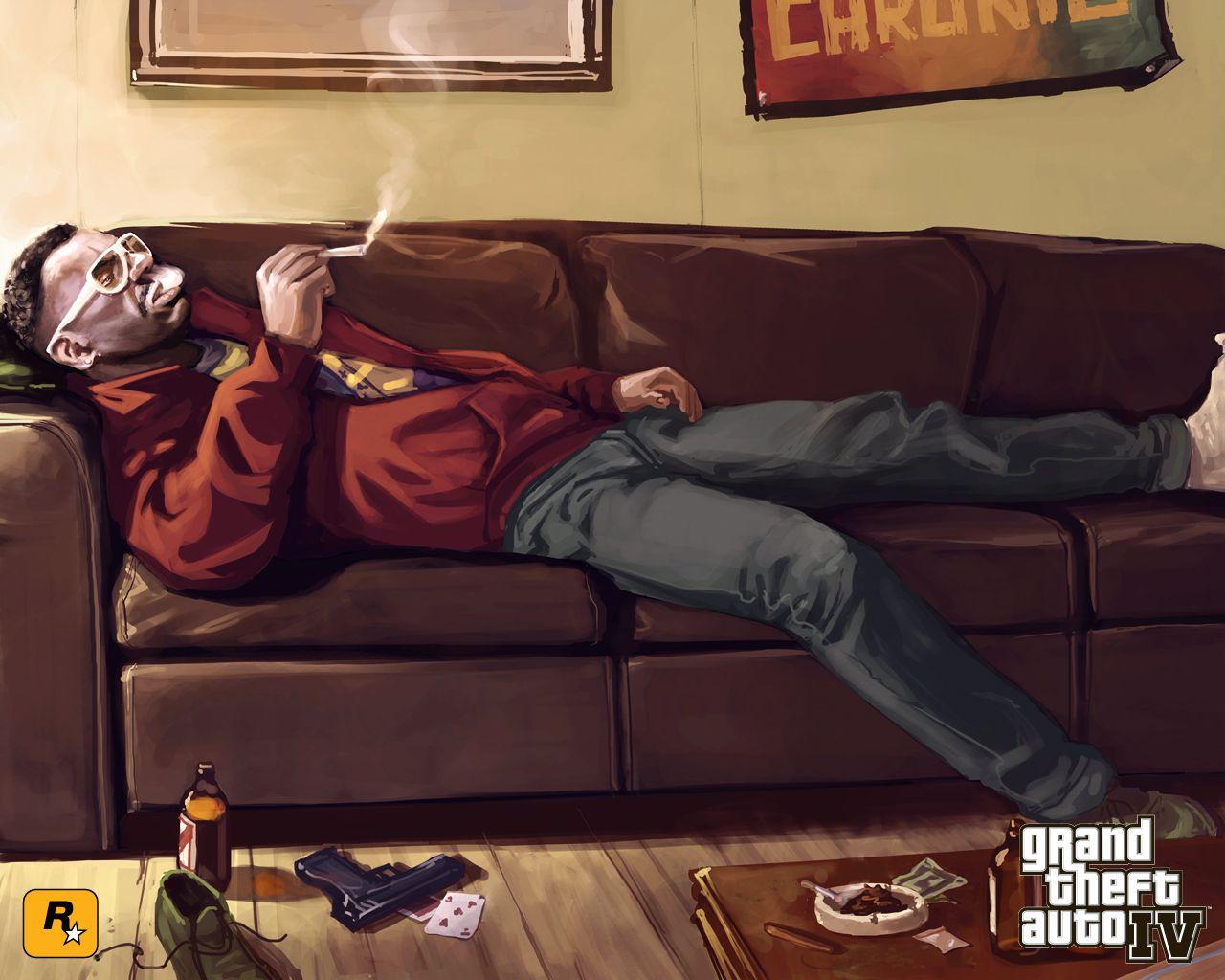 Grand Theft Auto Fond Ecran Wallpaper Grand Theft Auto 4 Jeuxvideo Fr Grand Theft Auto Fond Ecran Auto