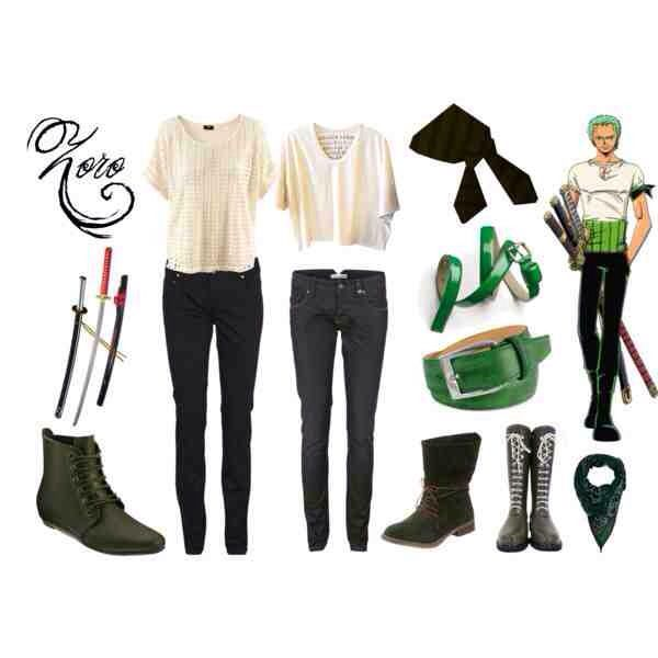 Zoro casual cosplay | Anime inspired outfits, Casual ...