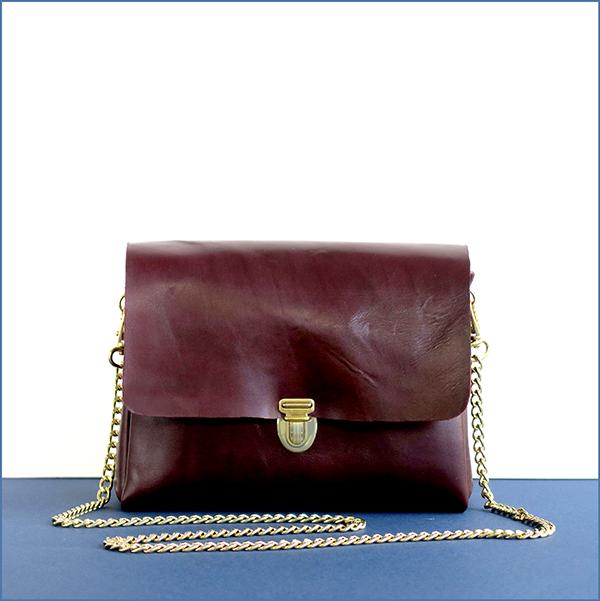 Miss sac cuir -Aconit Napel-   •Miscellanies•   Pinterest   Sac ... de1244ab609