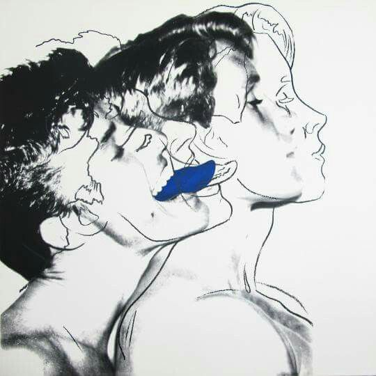 Andy Warhol - Querelle 1982