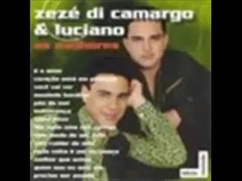 Zeze Di Camargo Luciano As Melhores Sertanejos Baseball