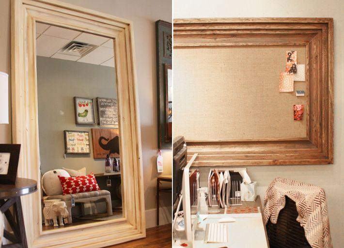 What\'s in Store - Floor Mirrors & Bulletin Boards | Bulletin board ...