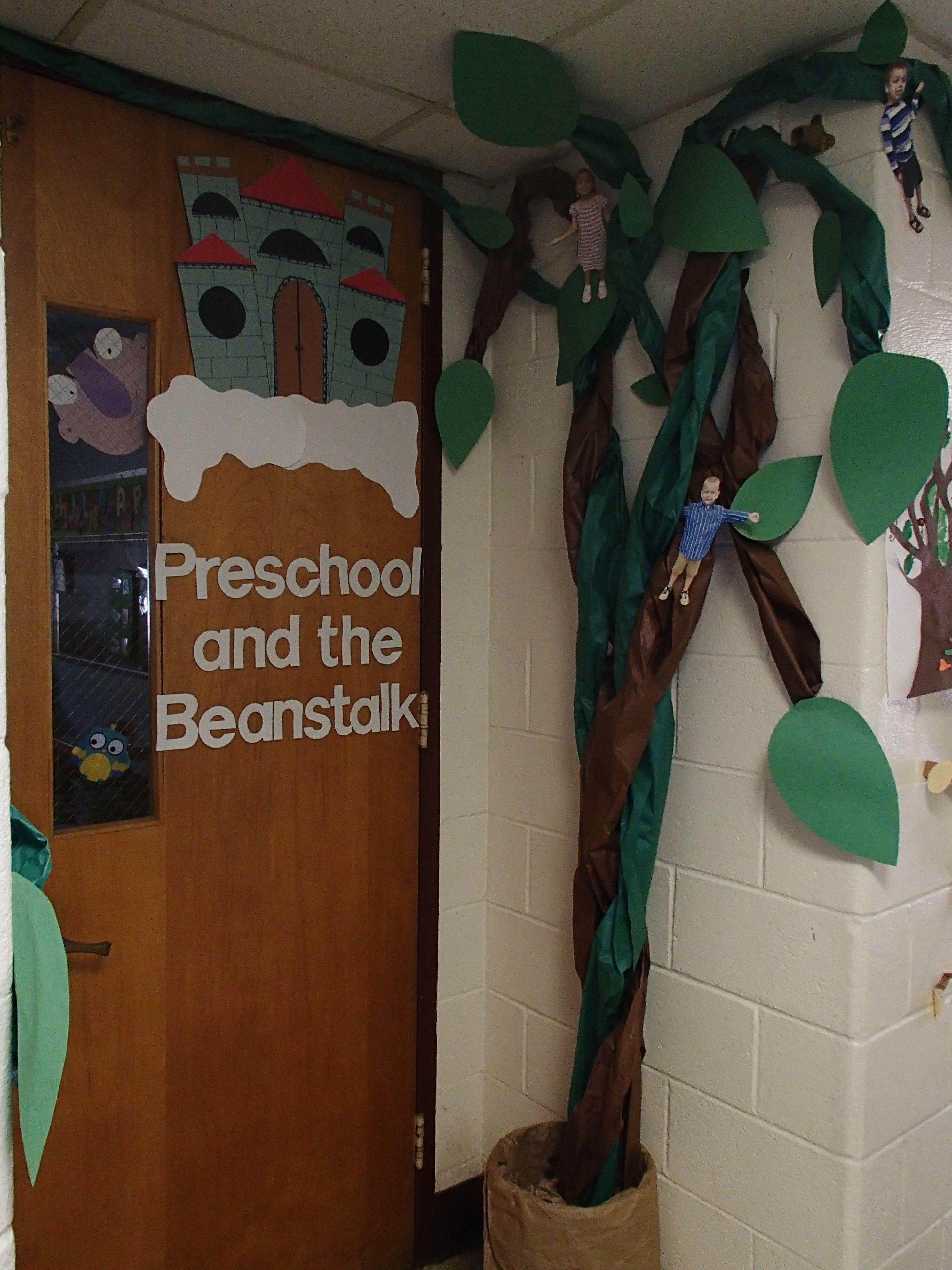 Jack And The Beanstalk Door Display