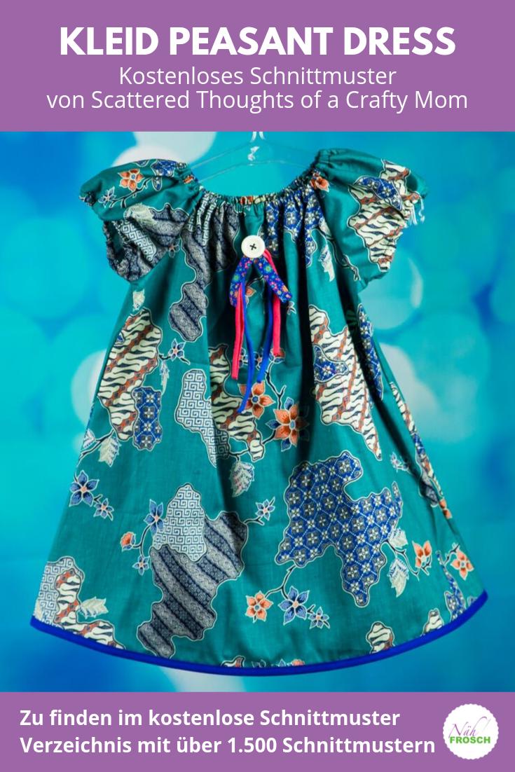 Kleid Bauernkleid