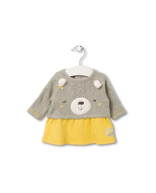 Tuc Tuc Baby-M/ädchen Vestido Sarga Ni/ña Kleid