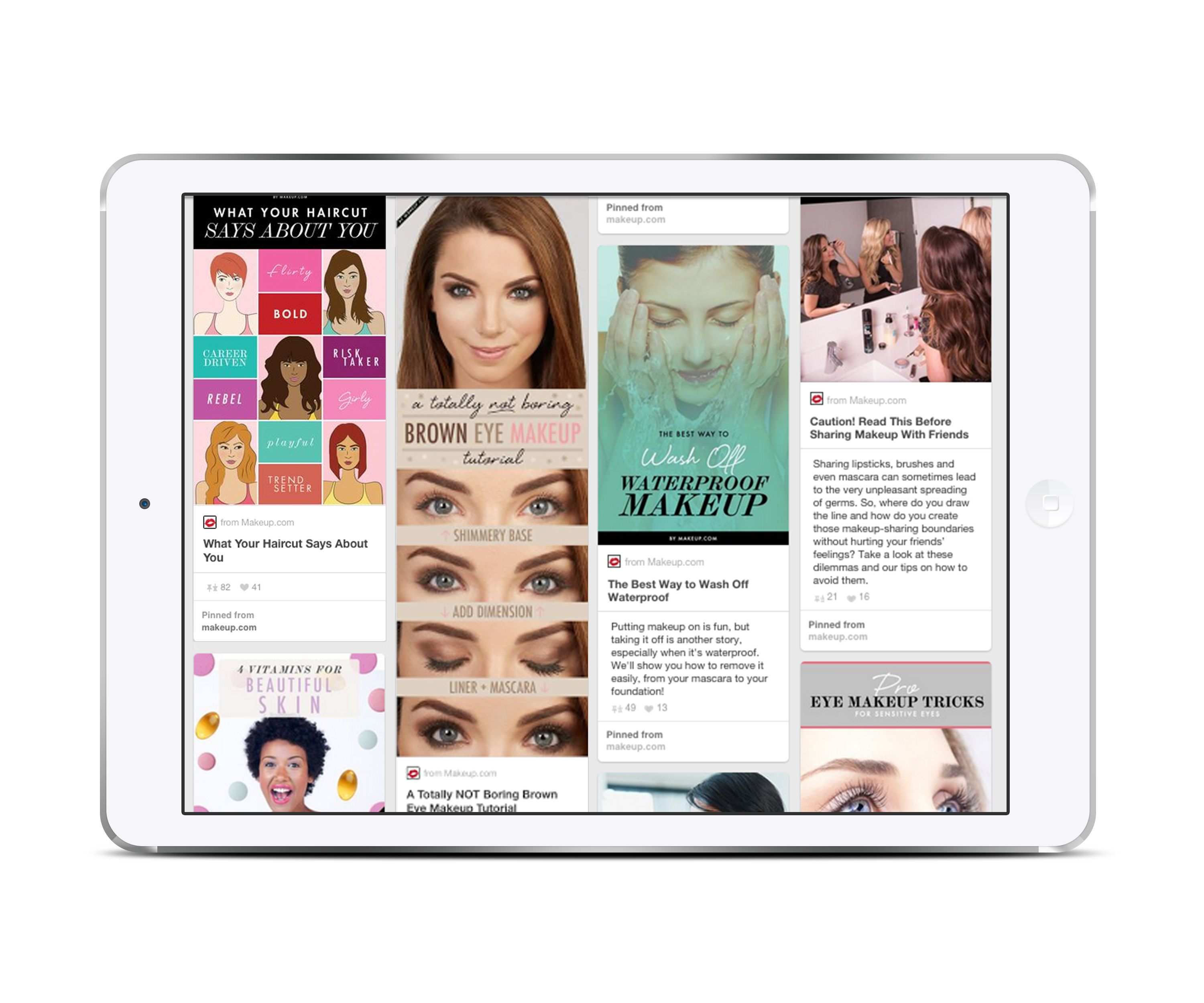 L'Oreal's Makeup.com - Shorty Awards for Brands, Agencies, and Organizations
