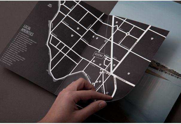 Alvena Development | Sense creative agency: advertising, branding & design | Melbourne