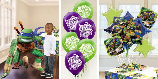 Teenage Mutant Ninja Turtles Balloons Party City Party City Balloons Ninja Turtle Balloons Teenage Mutant Ninja Turtles Party