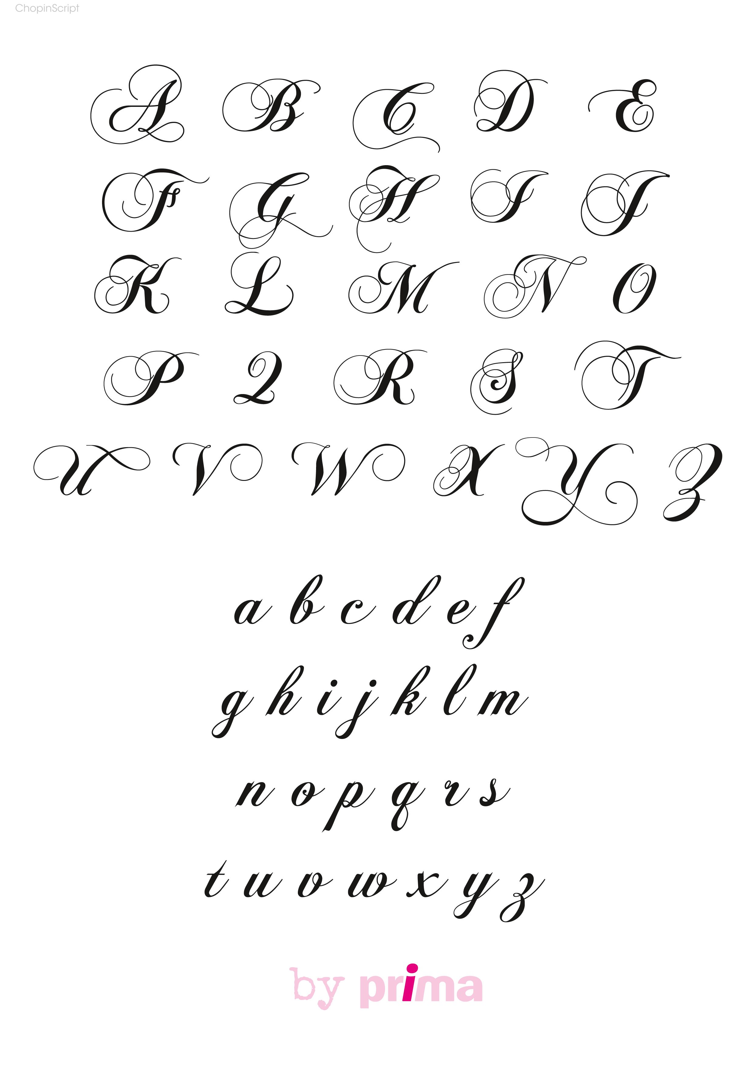 ABECEDAIRE-3.jpg (2480×3508)   Ideias de tatuagens