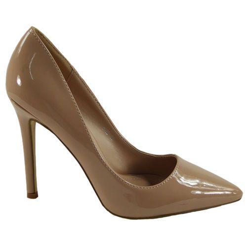 stiletto high heel court shoes size