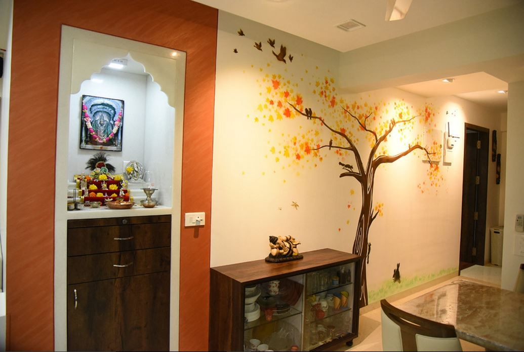 11 Small Pooja Room Designs With Dimensions For Your Home Pooja Room Design Pooja Room Door Design Room Design