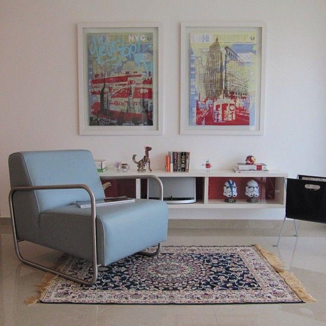 Zientte Muebles contemporaneos | Poltronas, Sillas & Puffs / Living ...