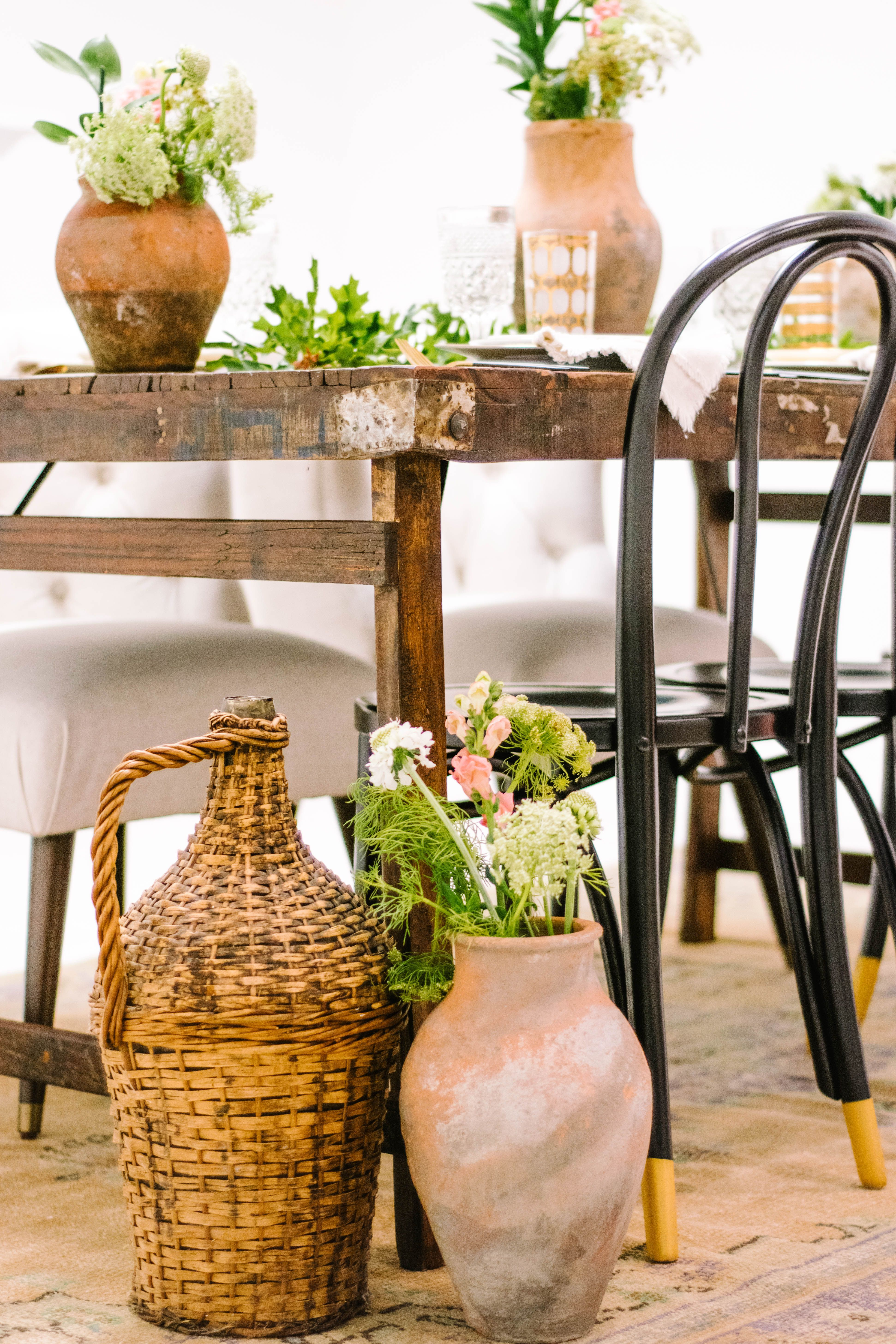 Super Reclaimed Wood Farm Table For Weddings And Corporate Events Interior Design Ideas Gentotthenellocom