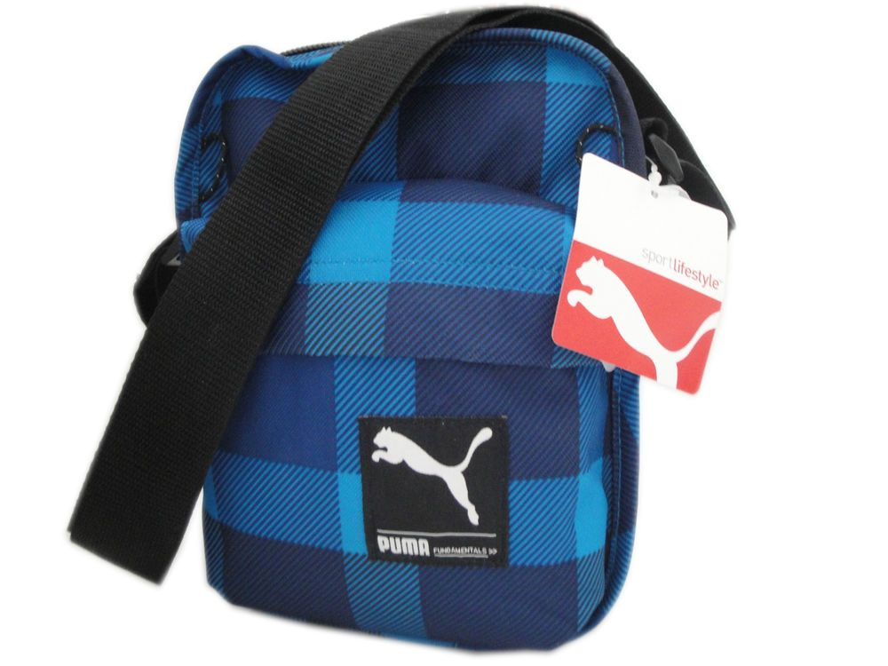 3d03547b1 Genuine Puma Foundation Portable Messenger Small Accessory Shoulder Bags  Navy #Puma #MessengerShoulderBag