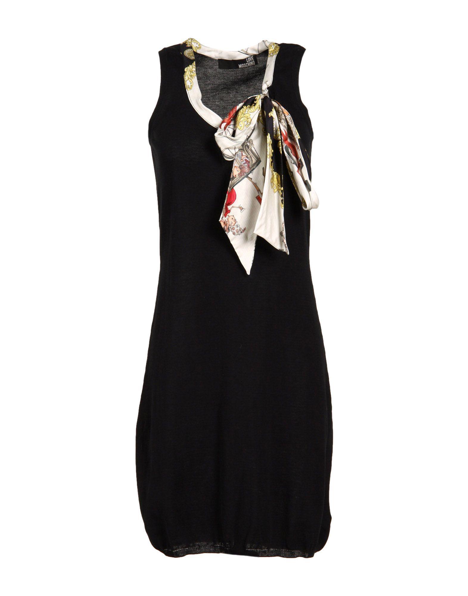 Love moschino Women - Dresses - Short dress Love moschino ...